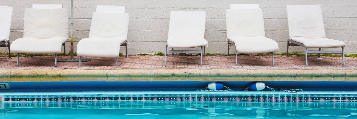 Outdoor Pool Restroom Cleaning Services | Professional Pool Management
