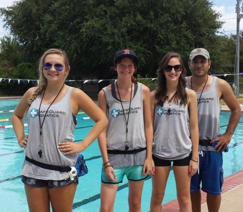Lifeguard & Gate Guard Jobs Hiring | Employment at Safeguard Aquatics